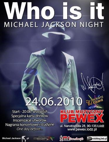 Michael Jackson Polska Strona